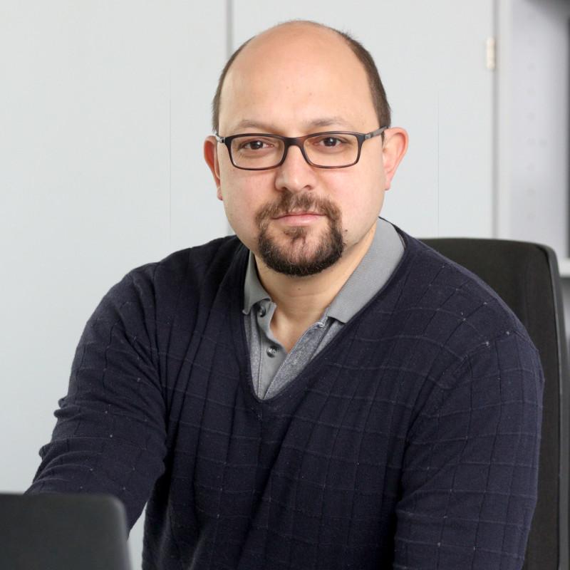 Dr. Baris AtesTechnischer Vertrieb