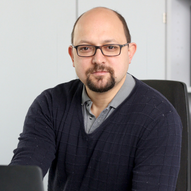 Dr. Baris AtesTechnical sales