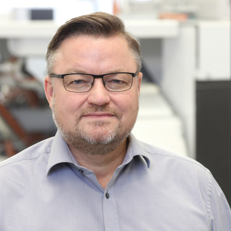 Dr. Jochen VolkertManaging director