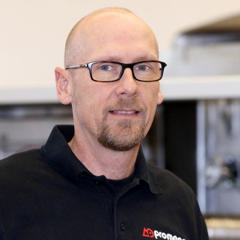 Jörg tom FeldeHead of Research and Development