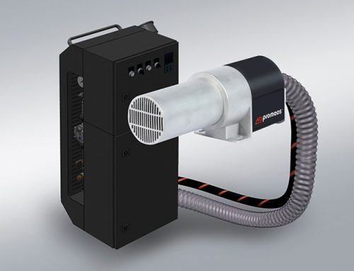 Die ökologischen MehrLEISTER für alle Warmluftprozesse: promeos® heattube & heatcube