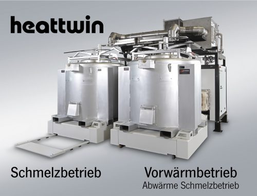 PRODUKT R.EVOLUTION M.POT/HEATDOCK – AUCH ALS HEATTWIN!