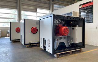 promeos® heatcubes für Elrond Maschinenbau