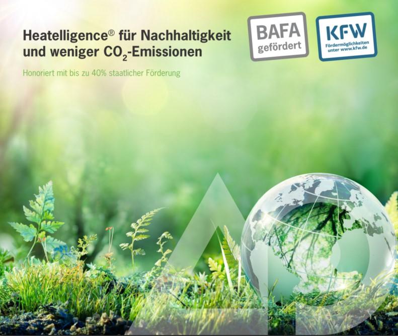Green heatelligence wird staatlich gefördert